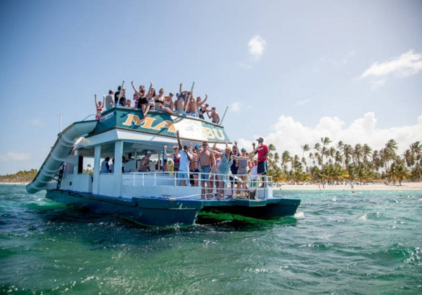Party boat images 41